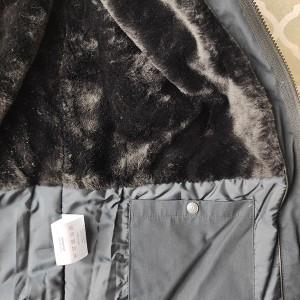 Man And Girl Padded Jacket
