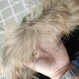 woman padded jacket