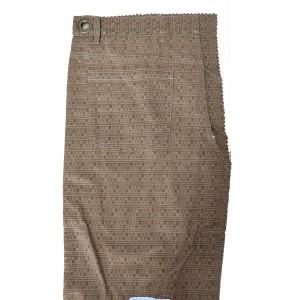 Jacquard Corduroy Grid Fabric-108